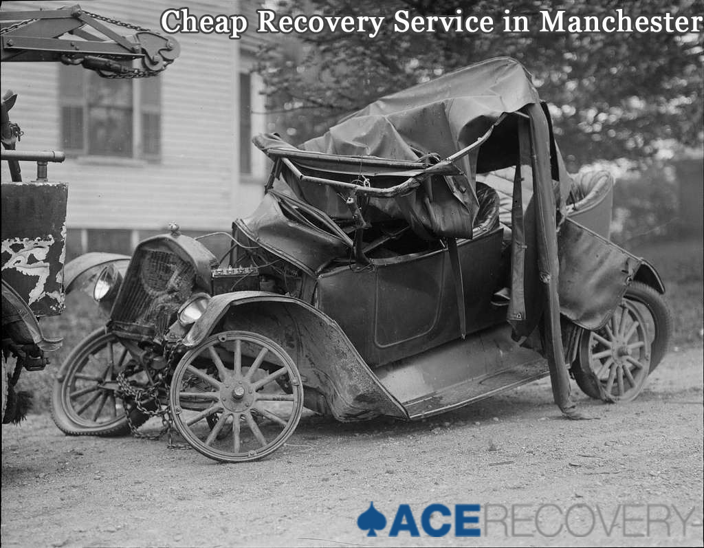 Importance Of Best And Cheap Recovery Service in Manchester