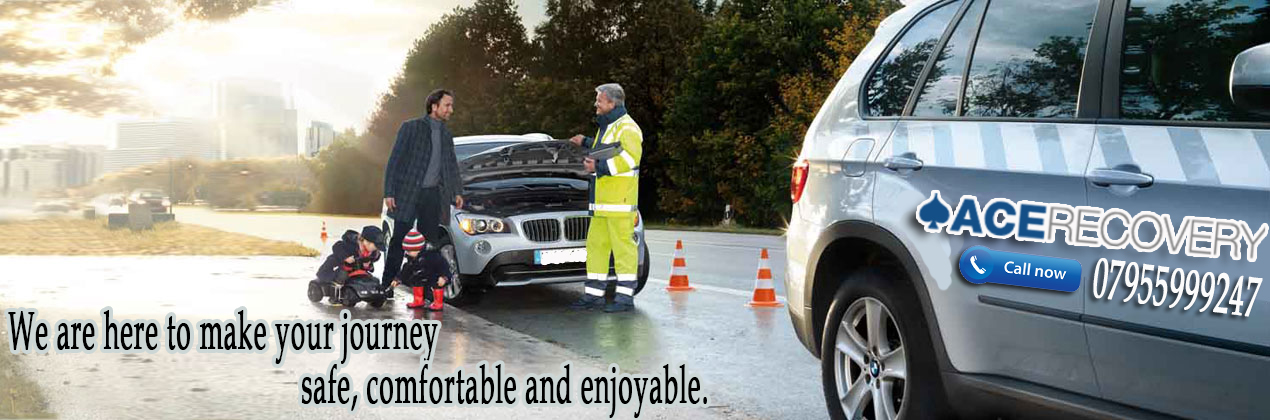 Get Car Recovery Near Bury with a Reliable Service Provider